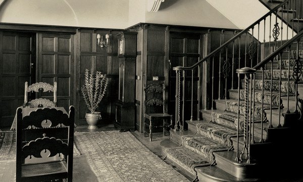 Guest speakers: Interior decoration in the 1920s and '30s and the furniture of Ruth Lane-Poole