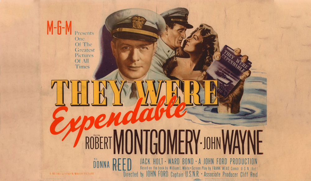 Reel Classics: They Were Expendable (1945)