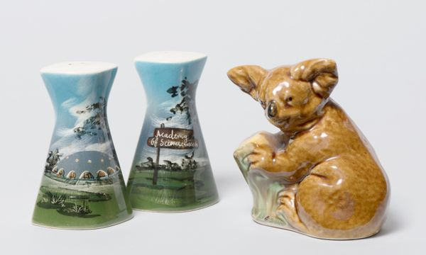 Pride of Place: Julie & Andrew Carter's Australiana Ceramics Collection