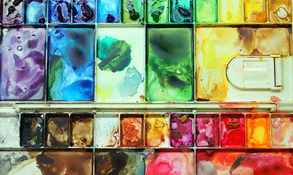 Sunday Wellbeing Workshop: Watercolour Patterns for Mindfulness