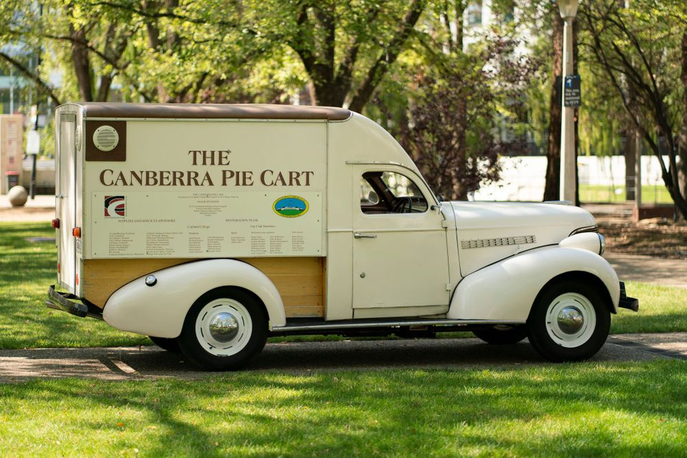 Event: The Canberra Pie Cart
