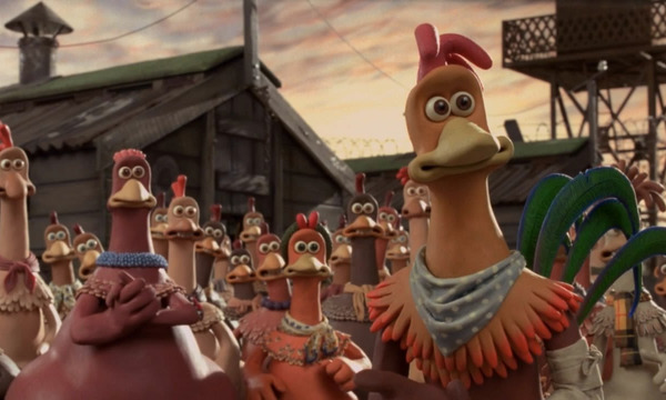 Reel Classics: Chicken Run (2000)