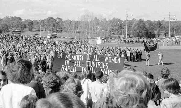 Women Against Rape in War