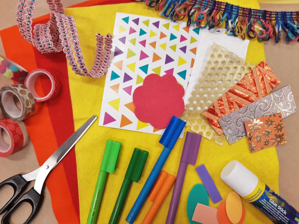 School holiday workshop: My house
