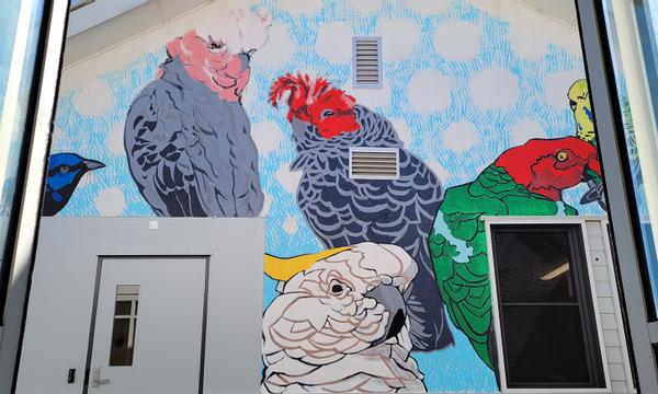 Studio workshop: Street Art with Byrd
