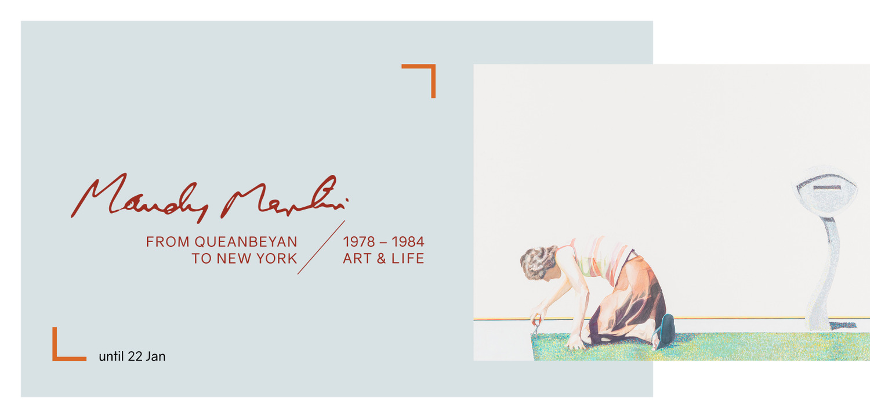 Mandy Martin From Queanbeyan to New York: 1978-1984 / Art & Life
