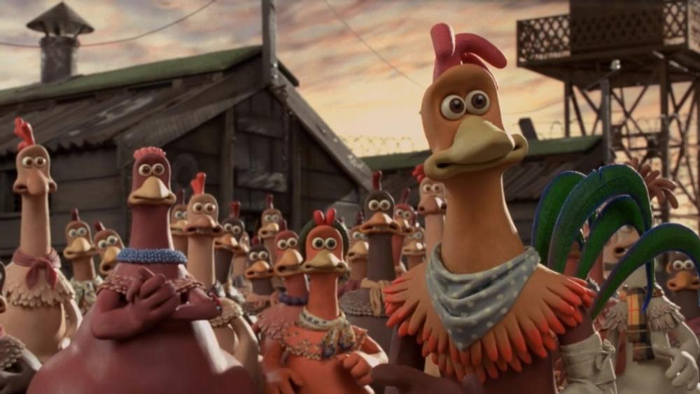 Reel Classics: Chicken Run (2000) & The Corpse Bride (2005)